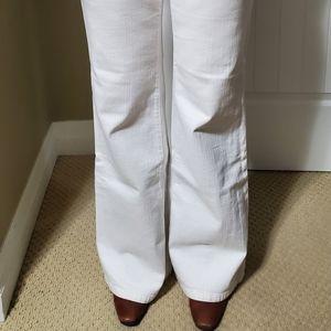 🌲 Michael Kors white jeans